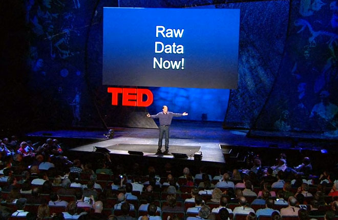 Tim Berners-Lee al ted2009